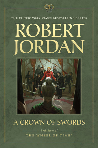 Book Review: A Crown of Swords (The Wheel of Time #7) by RobertJordan