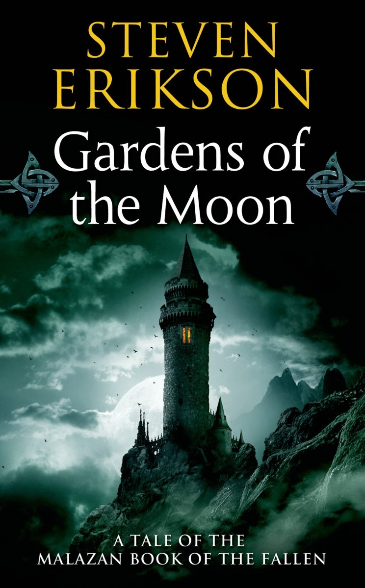 Book Review: Gardens of the Moon by Steven Erikson