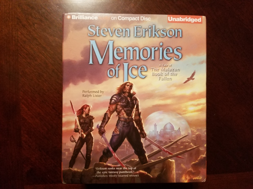 the malazan book of the fallen steven erikson