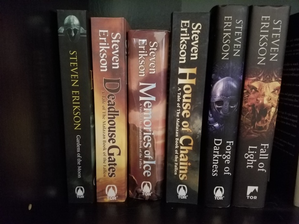a brief review of the reading house of chains by steven erikson Although house of chains is the fourth book in steven erikson's the malazan house of chains by steven erikson reading them all at once.