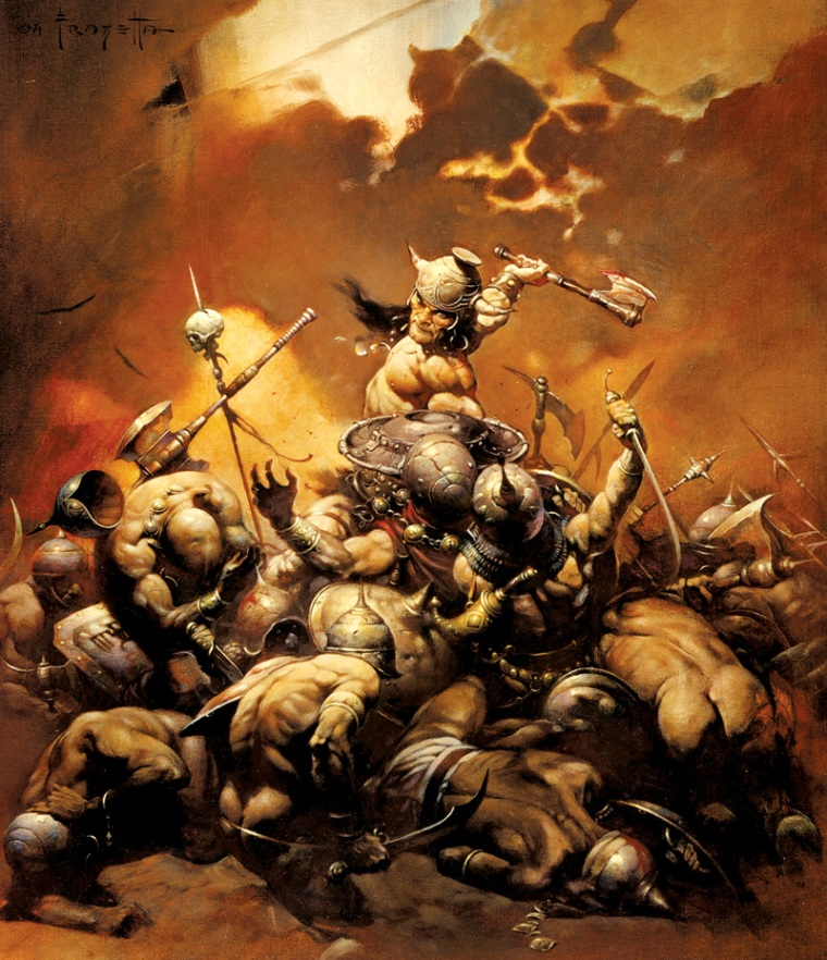 conan-by-frazetta