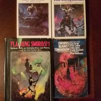 Book Haul: Sword and Sorcery books 10/17