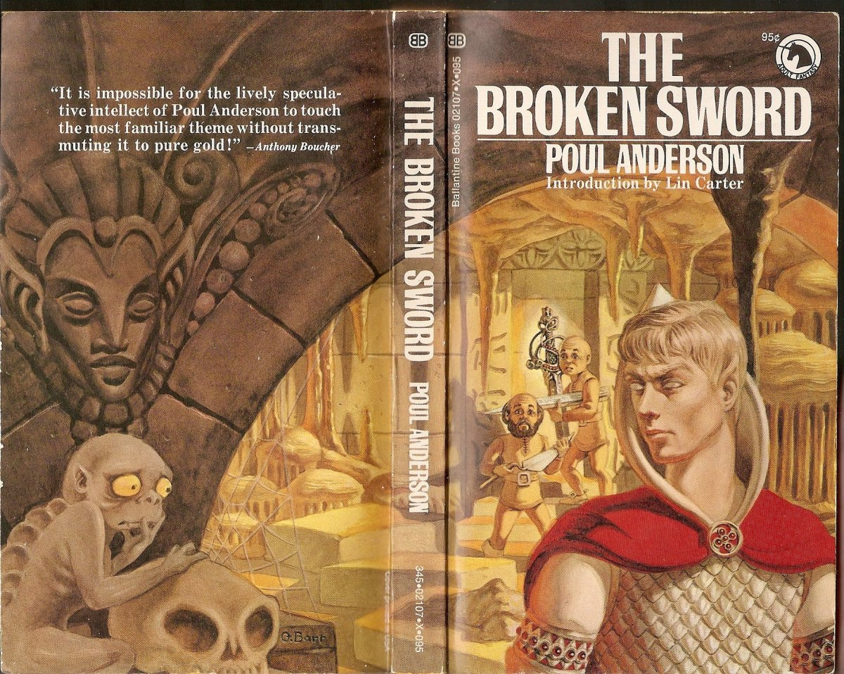 Definitive Heroic Fantasy: The Broken Sword by Poul Anderson