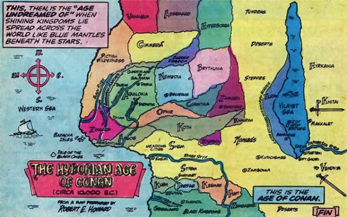 Conan-Marvel-Comics-Barbarian-map
