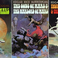 Definitive: The John Carter/Martian/Barsoom tales of Edgar  Rice Burroughs