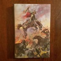 Book Haul: Dark Crusade by Karl Edward Wagner. Centipede Press edition.