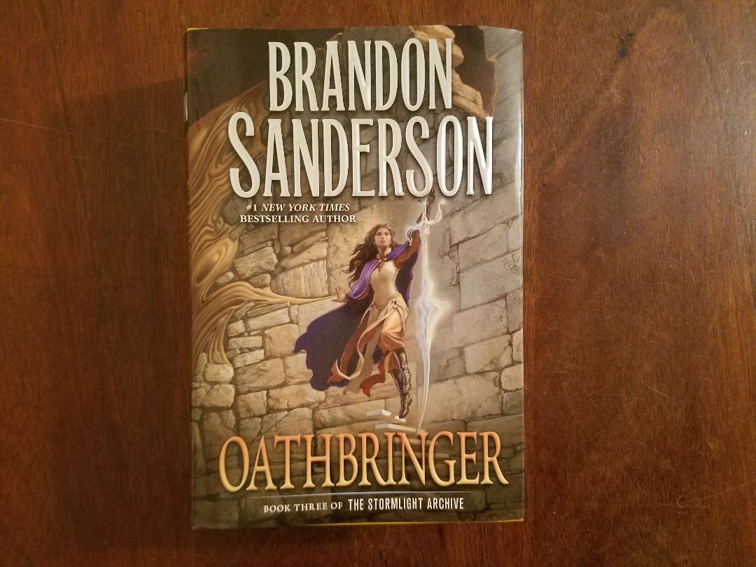 The stormlight archive goodreads giveaways