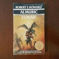 Book Haul/Spotlight: Almuric by Robert E. Howard