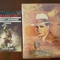 Book Haul/Spotlight - The Last Celt: A Bio-Bibliography of Robert Ervin Howard by Glenn Lord