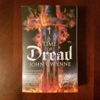 Book Haul: A Time of Dread by John Gwynne