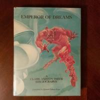 Book Haul/Spotlight – Emperor of Dreams: A Clark Ashton Smith Bibliography edited by Donald Sidney-Fryer