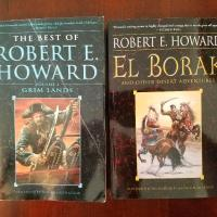 Book Haul/Spotlight – Finishing off my Del Rey Robert E. Howard collection PT. 1