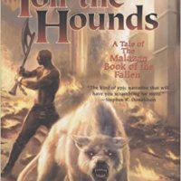 A Quick Book Review: Toll the Hounds (Malazan Book 8) by Steven Erikson
