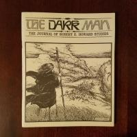 Book Haul/Spotlight – The Dark Man: The Journal of Robert E. Howard Studies #1