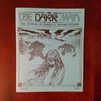 Book Haul/Spotlight – The Dark Man: The Journal of Robert E. Howard Studies #3