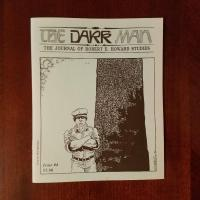 Book Haul/Spotlight – The Dark Man: The Journal of Robert E. Howard Studies #4