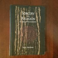 Book Haul/Spotlight – Sorcery and Religion in Ancient Scandinavia By Varg Vikernes