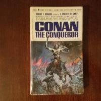 Book Haul/Spotlight – Conan the Conqueror by Robert E. Howard